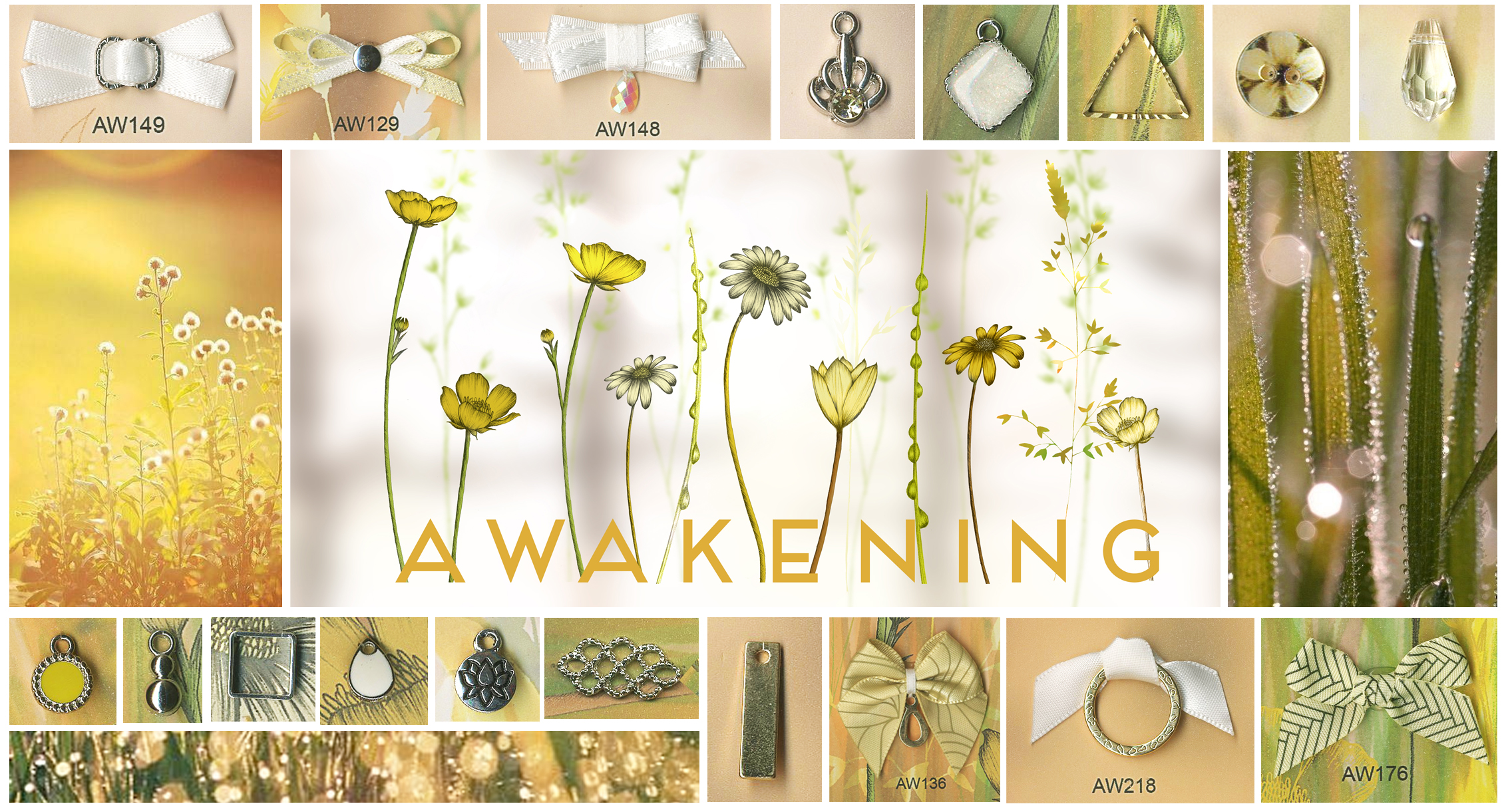 Awakening Lingerie Accessory Supplier UK